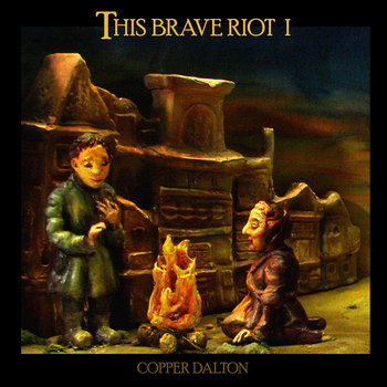 This Brave Riot I by Copper Dalton