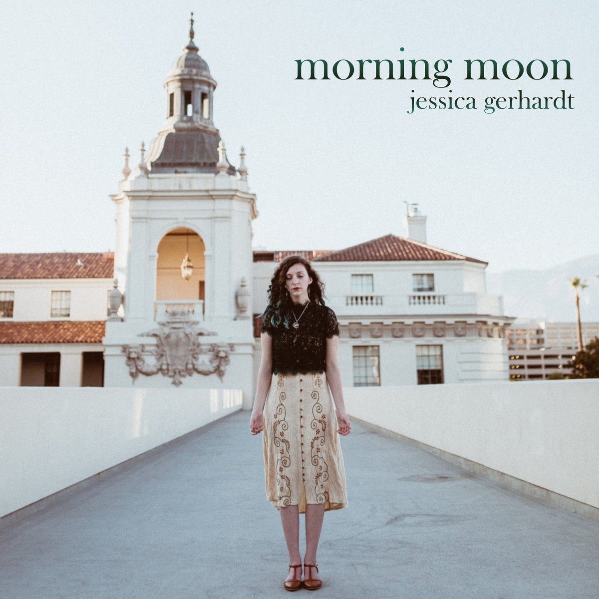 Morning Moon by Jessica Gerhardt