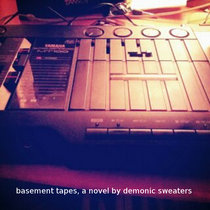 Basement Tapes, a Novel cover art