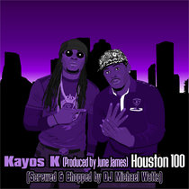 Houston 100 (Prod. by June James) cover art