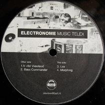 (Viewlexx V-001) Music Telex cover art