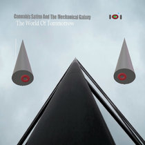 The World Of Tomorrow cover art