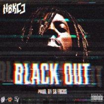 HBK CJ - Black Out cover art