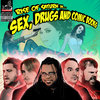 Sex, Drugs and Comic Books Cover Art