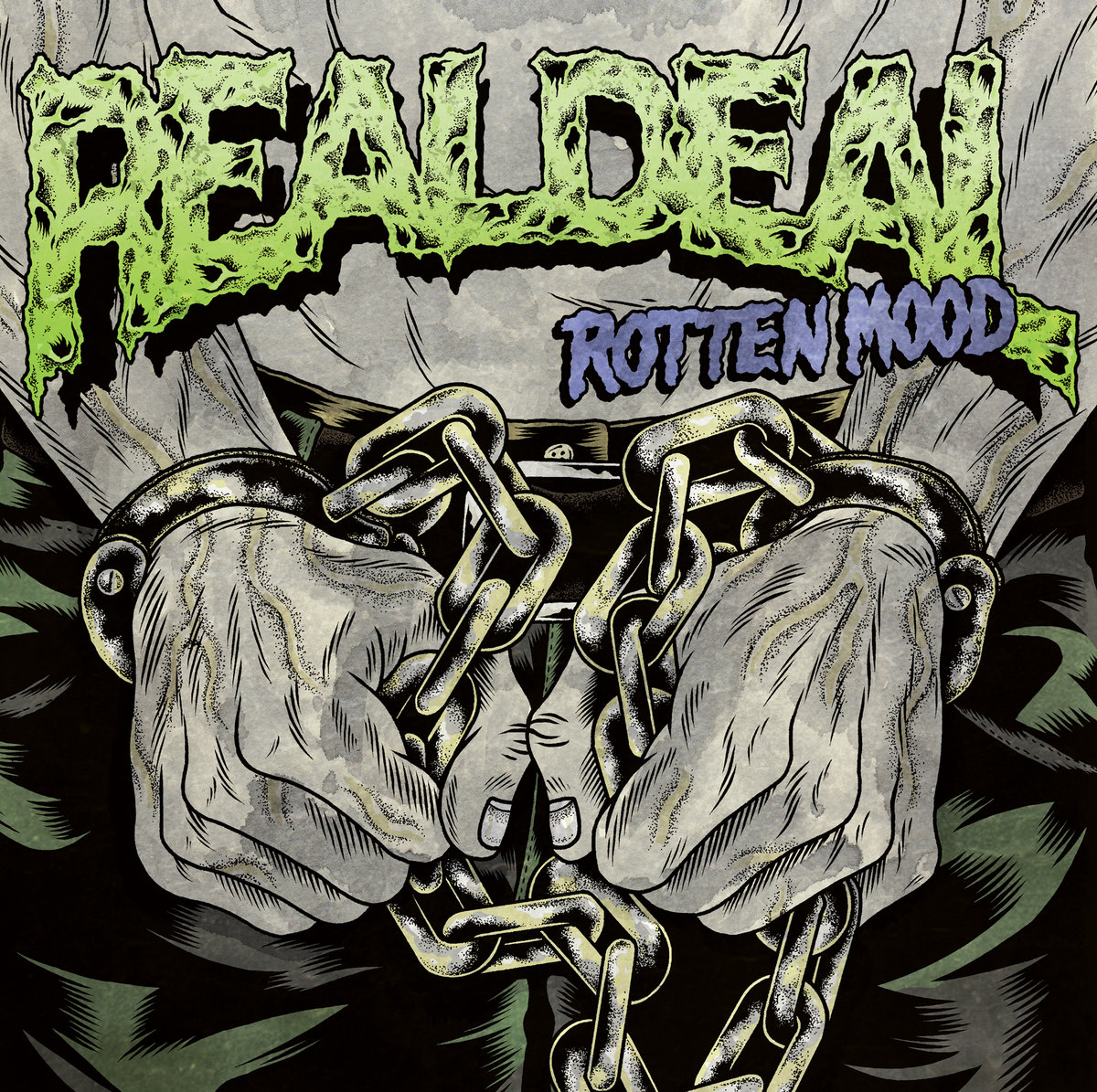 REAL DEAL - Rotten Mood - 33T