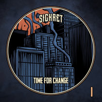 Time for Change cover art