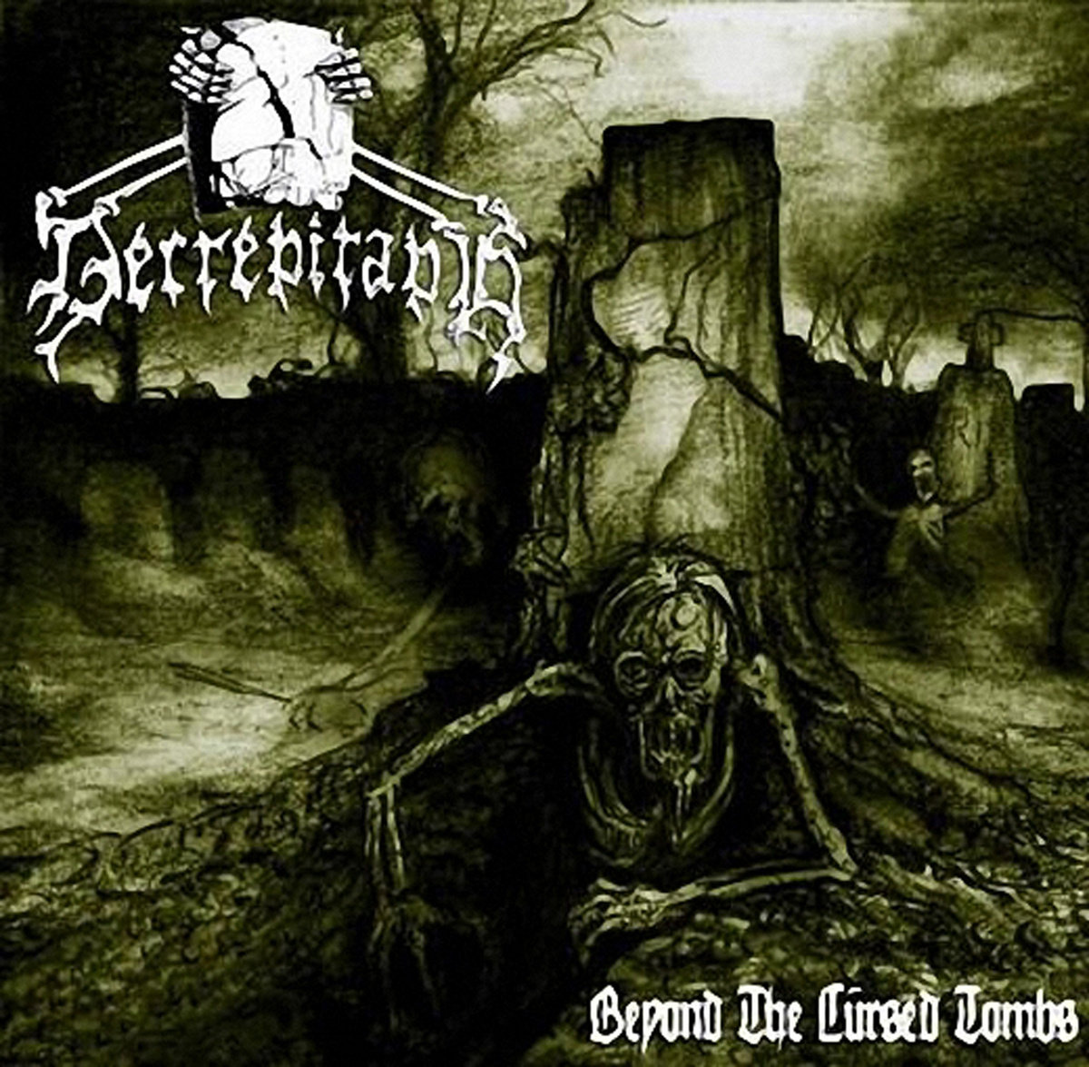 decrepitaph beyond the cursed tombs