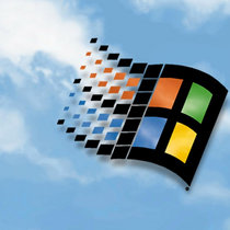 """Windows 98 Startup Remixed"" cover art"