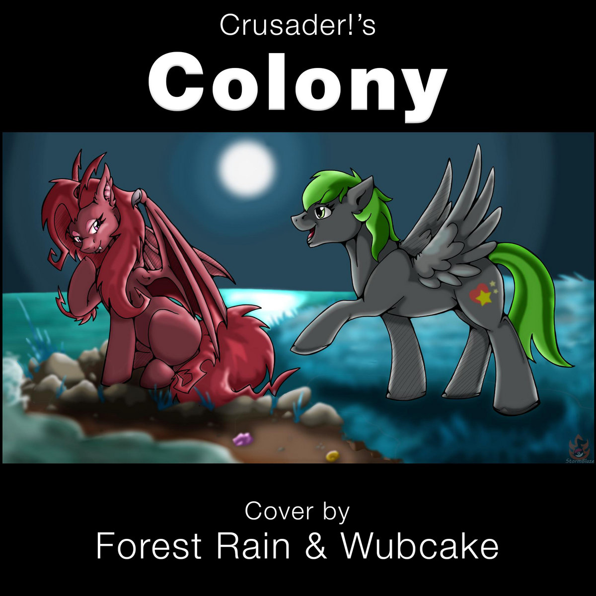 Colony   Forest Rain