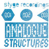 Analogue Structures 001-003 CD Cover Art