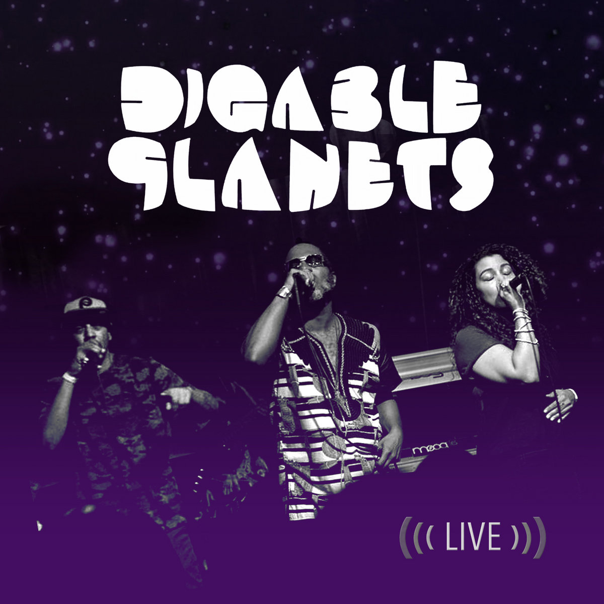 Digable Planets Live | Digable Planets