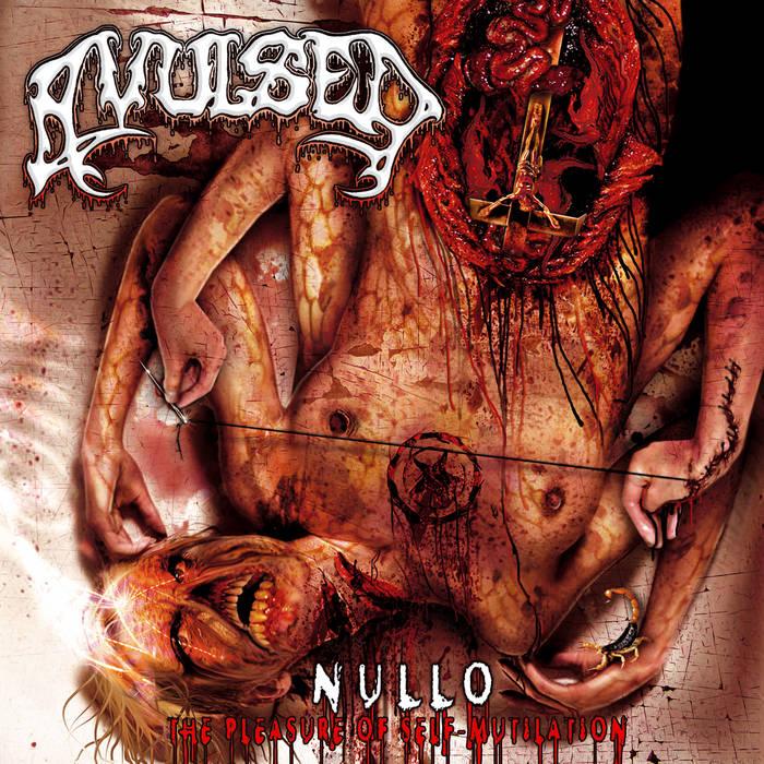 Nullo (The Pleasure of Self-mutilation) cover art