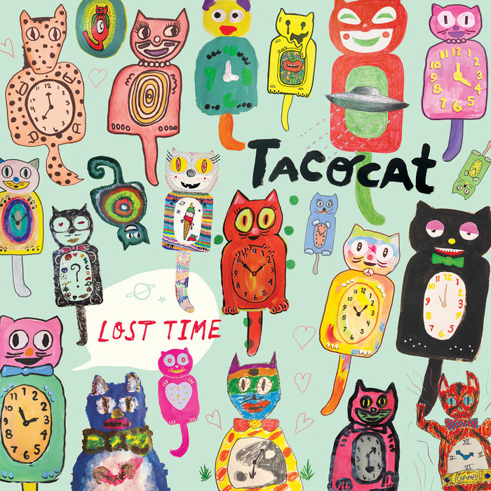 Image result for tacocat lost time