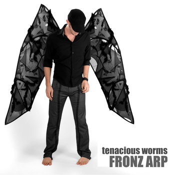 Tenacious Worms by Fronz Arp