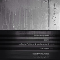 Enduser & Aaron Bianchi - Division EP cover art