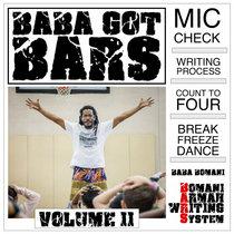 Baba Got BARS Vol II cover art