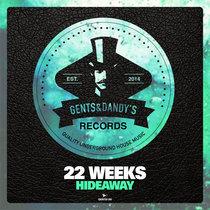 22 Weeks - Hideaway cover art