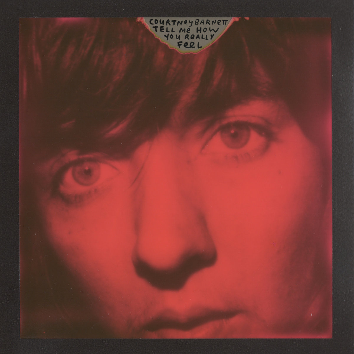 Image result for tell me how you really feel courtney barnett album cover