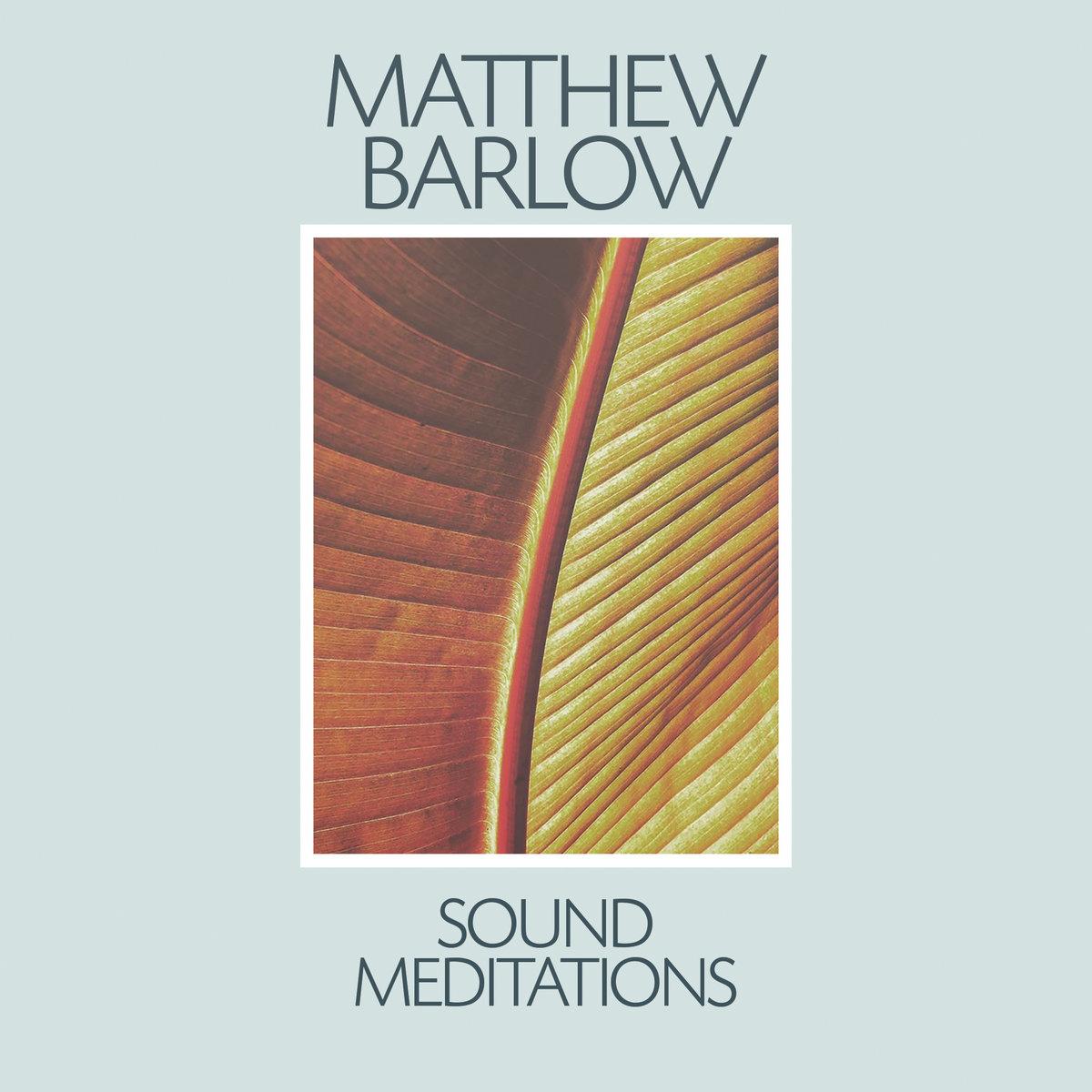 By Matthew Barlow