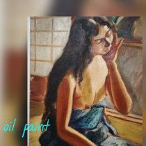 Michiru Aoyama「Oil paint」 cover art