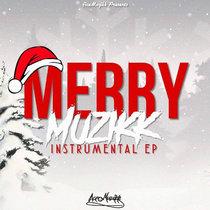 Merry Muzikk EP cover art