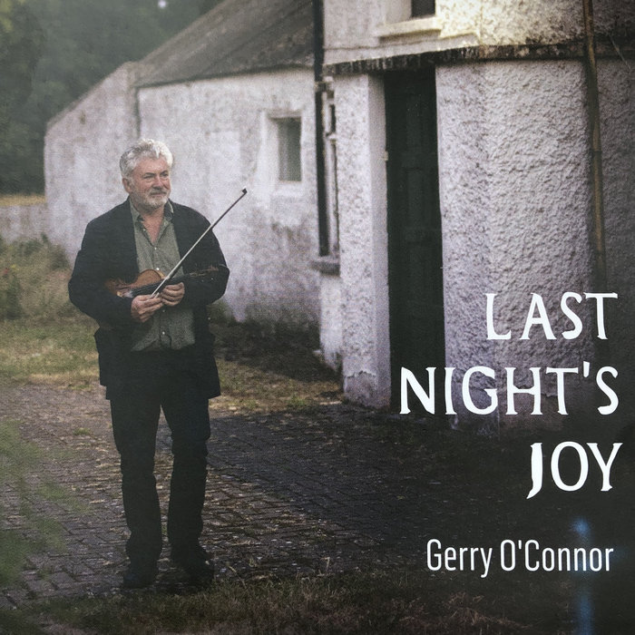 Gerry O'Connor on Bandcamp