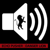 DANGER LION cover art