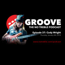 Groove – Episode #37: Cody Wright cover art