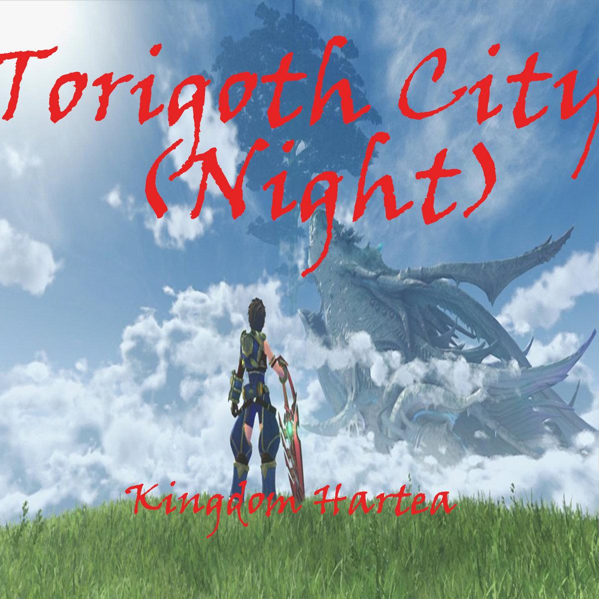 Xenoblade Chronicles 2 Torigoth City Nightreggae Cover Xavier