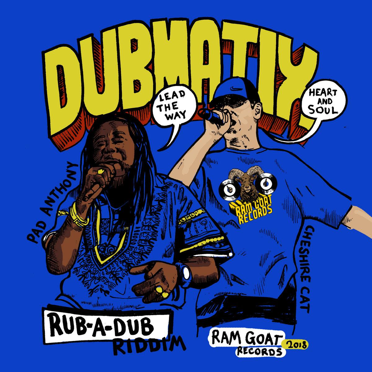 RUB-A-DUB RIDDIM | Ram Goat Records