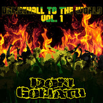 Dancehall to the World Vol. 1 cover art