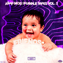 Purple Tapes Vol. 1 cover art