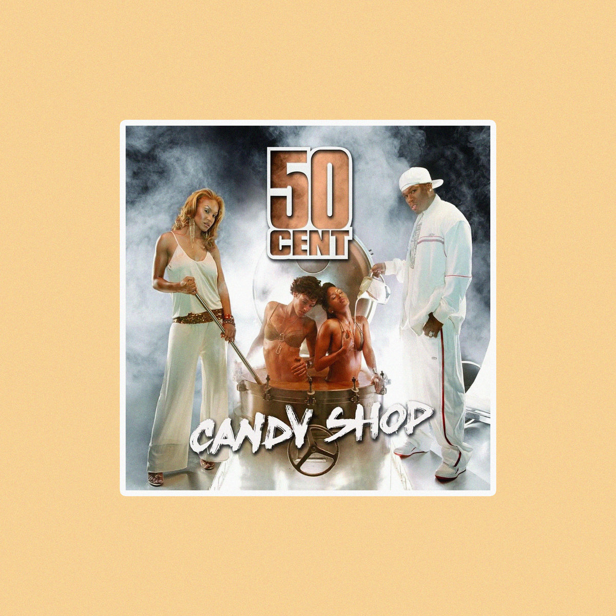 50 cent ft  olivia - candy shop (jersey flip) | paul mond