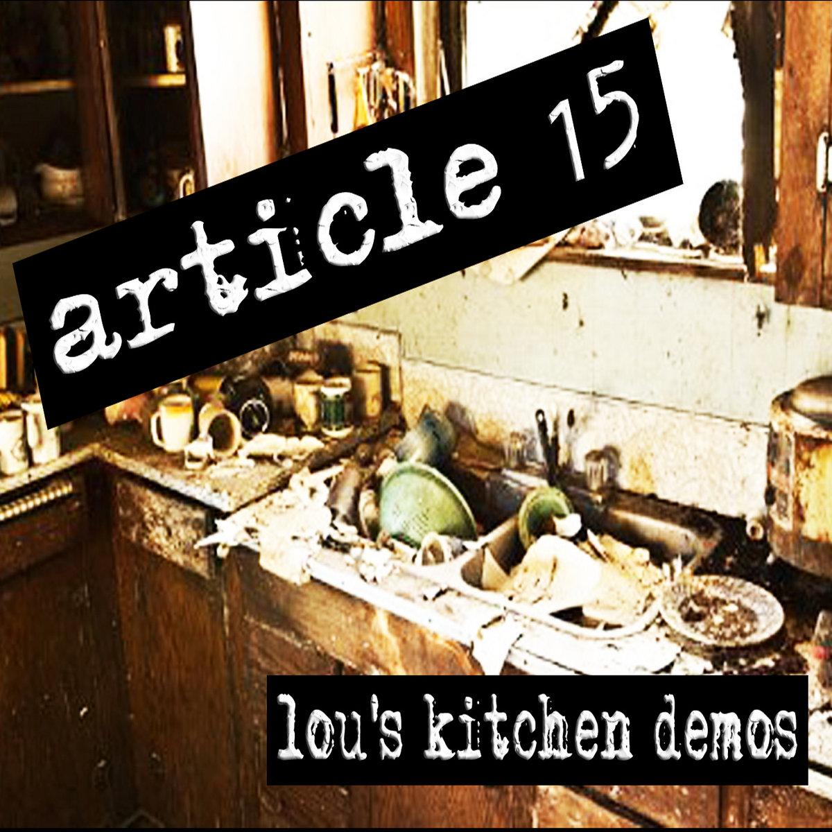 Lou's Kitchen Demos   Article 15