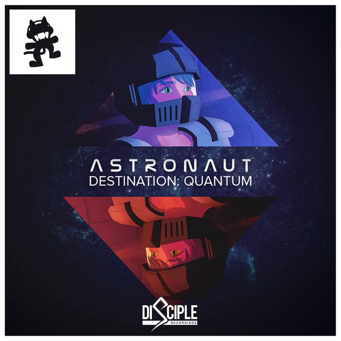 Destination: Quantum EP cover art