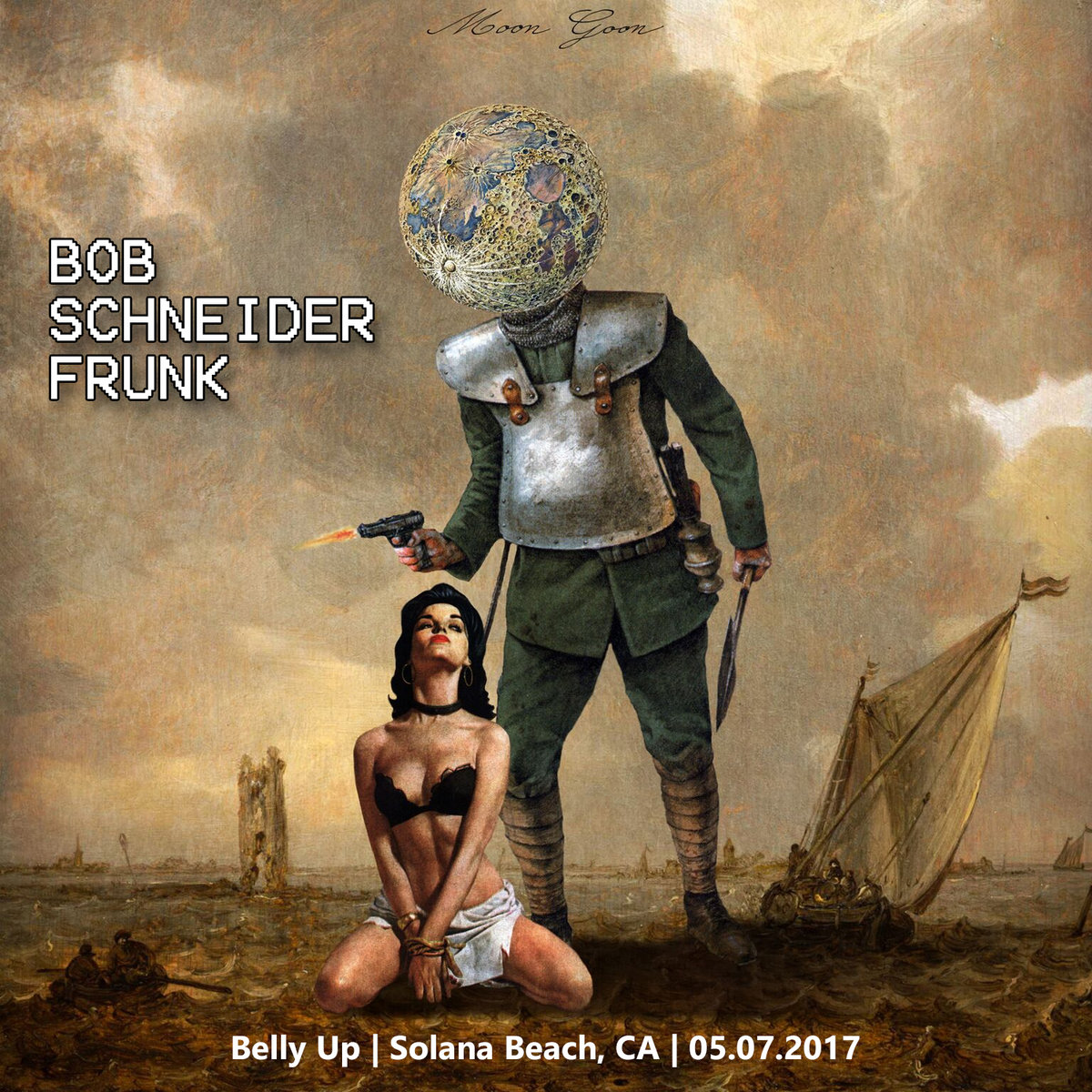 Texaco | Bob Schneider