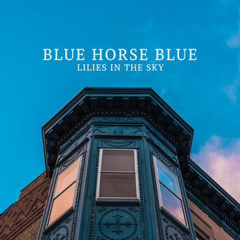 Music Blue Horse Blue