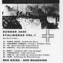 (Bunker 3040) Stalingrad Vol.1 - Das Beste Stahl cover art