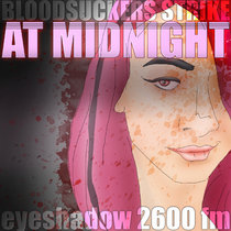 Bloodsuckers Strike At Midnight cover art