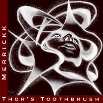 Thor's toothbrush cover art