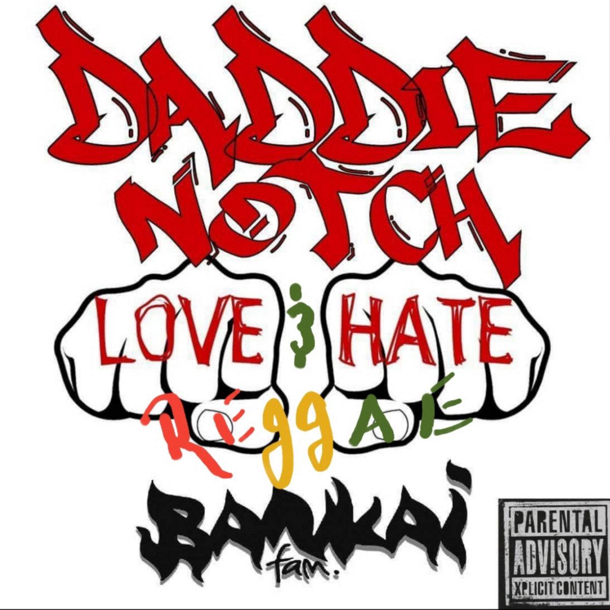Inna Di Streets ( Daddie Notch ) Inna Di Ghetto Riddim Mix   Daddie