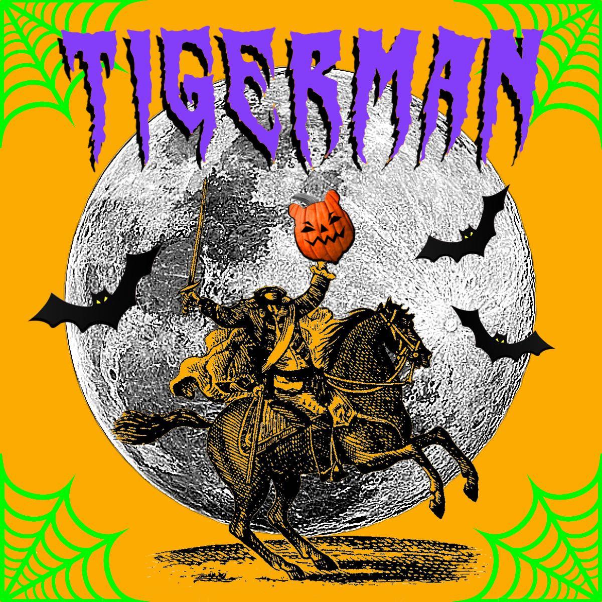 the halloween album | tigerman
