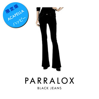 Parralox - Black Jeans (Acapella)