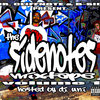 Mr. Cliffnote & B-Side present The SideNotes Mixtape Vol. 1 (Hosted by DJ U.N.I.) Cover Art