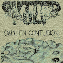 Swollen Contusion re-release cover art
