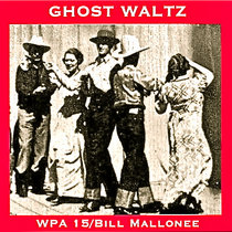 GHOST WALTZ / WPA 15 cover art