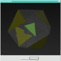 TETRAHEDRON cover art