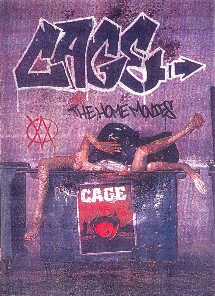 Purple Rain Mix CD | Cage