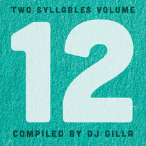 Two Syllables Volume Twelve cover art