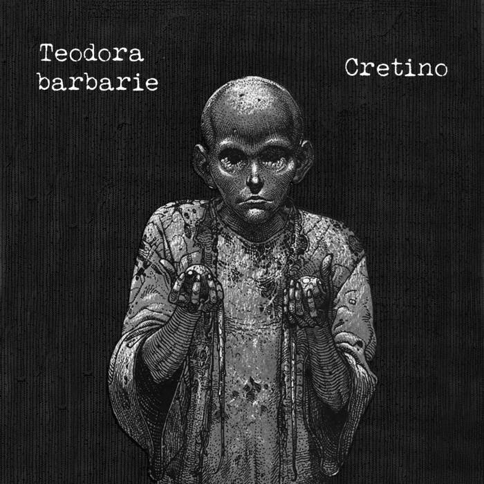 Teodora Barbarie / Cretino arte de la cubierta de Split